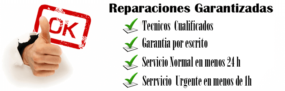Fontanero Madrid Garantias