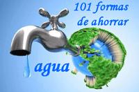 101 Formas de ahorrar agua